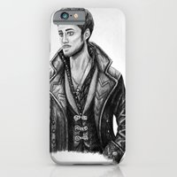 iPhone & iPod Case featuring Captain Hook by Olivia Nicholls-Bates