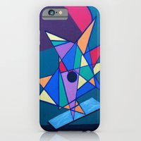 iPhone & iPod Case featuring pattern art by takingachancexo