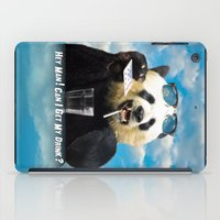 Hey Man ! iPad Case