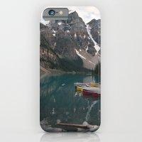 Lake Moraine iPhone 6 Slim Case