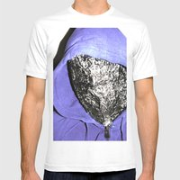 Aluminum Foil II Mens Fitted Tee White SMALL