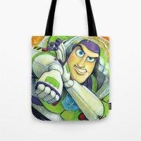 BUZZ: SPACE RANGER Tote Bag