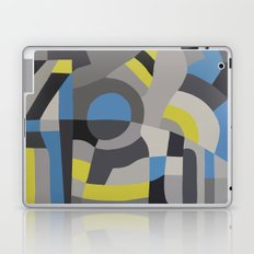 Hacienda Grey Laptop & iPad Skin