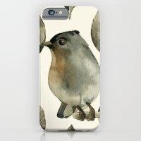 Grey Birdy iPhone 6 Slim Case