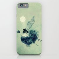 iPhone & iPod Case featuring Fairy Calypso by gwenola de muralt