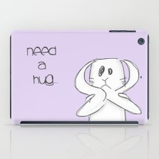 Need a hug... iPad Case