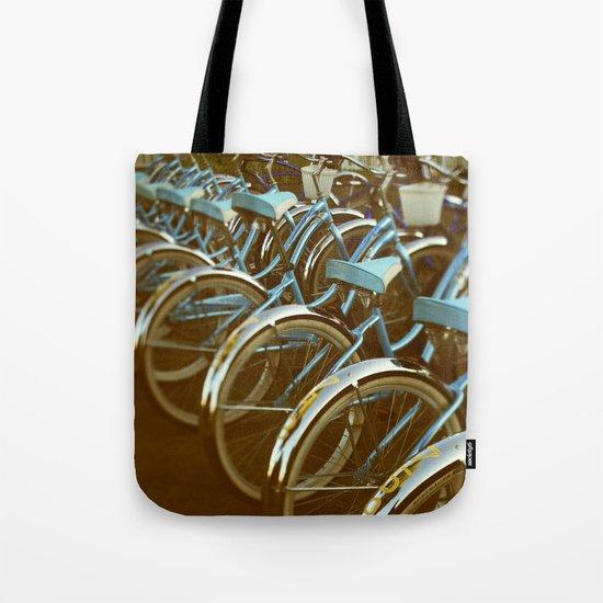 Cycle #3 Tote Bag