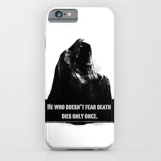 Commendatore iPhone & iPod Case
