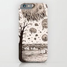 They came from the sky iPhone 6 Slim Case