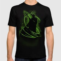 God of Mischief Mens Fitted Tee Black SMALL
