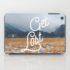 Get Lost iPad Case