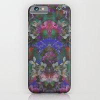 Midnight Garden iPhone 6 Slim Case