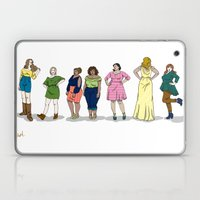 Fashion Line Up Laptop & iPad Skin
