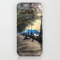 River Thames Path iPhone 6 Slim Case