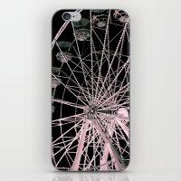 FairyWheel iPhone & iPod Skin