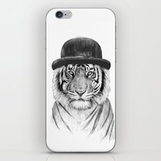 Welcome To The Jungle iPhone & iPod Skin