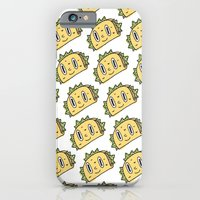iPhone & iPod Case featuring Taco Buddy by Frenemy