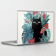 Laptop & iPad Skin featuring Popoki by Littleclyde