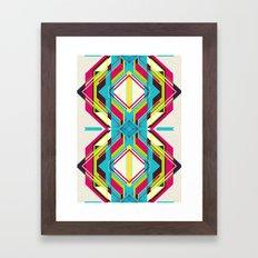 Connected Generation Framed Art Print