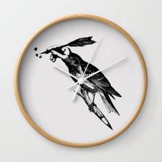 The Experimetal Artist Wall Clock