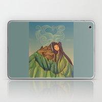 Volcano Love Laptop & iPad Skin
