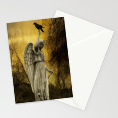 Golden Eclipse Stationery Cards