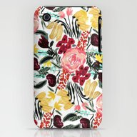 iPhone & iPod Case featuring Wild Garden II by Bouffants And Broken…