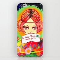 Don't Forget To Write To… iPhone & iPod Skin