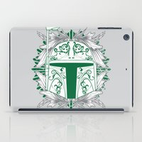 Boba Tatt iPad Case