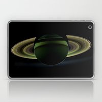 Glorious view of Saturn Laptop & iPad Skin
