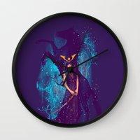 THE DARKEST HORSE Wall Clock