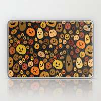 Pumpkins Laptop & iPad Skin