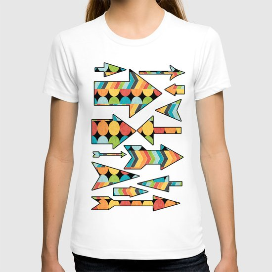 Retro Color Play T-shirt