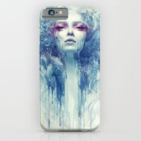 iPhone & iPod Case featuring Oil by Anna Dittmann