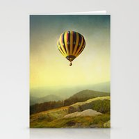 Keys to Imagination II Stationery Cards