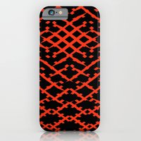 iPhone & iPod Case featuring Pattern #5 by Guillaume '96' Bonte