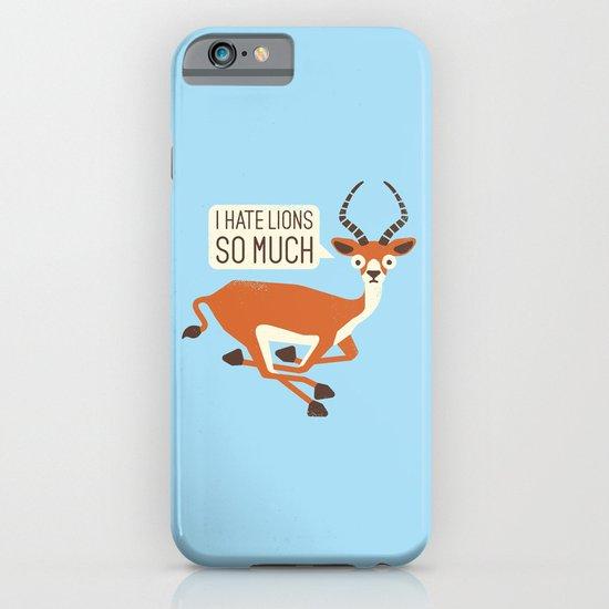 Prey Tell iPhone & iPod Case