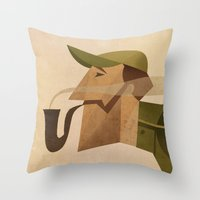 Reginald Throw Pillow
