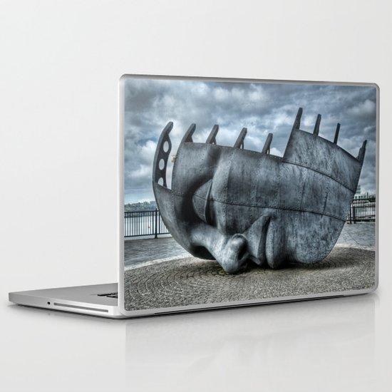 Maritime Memorial Laptop & iPad Skin