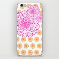 supes girly iPhone & iPod Skin