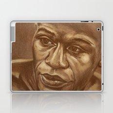 round 3...floyd mayweather jr Laptop & iPad Skin