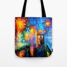 The 10th Doctor Who Star… Tote Bag