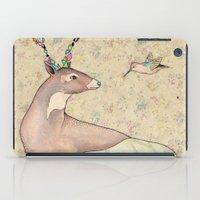 ...tener Un Bosque Dentr… iPad Case