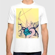 T-shirt featuring Rhino Ripples by Gaspart