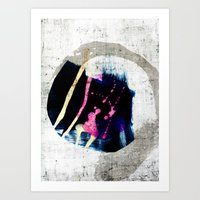 Color Studies 4 Art Print