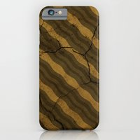 Vintage Fossil Bacon iPhone 6 Slim Case