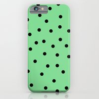 iPhone & iPod Case featuring Mint Chip by Ice Cream Theory