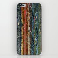 Trunks of Trees iPhone & iPod Skin