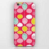 Snowflake Holiday Bobble… iPhone & iPod Skin