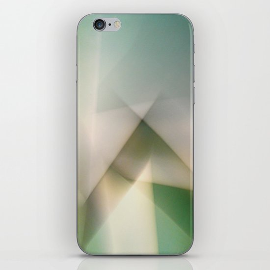Space Geometry II/III iPhone & iPod Skin